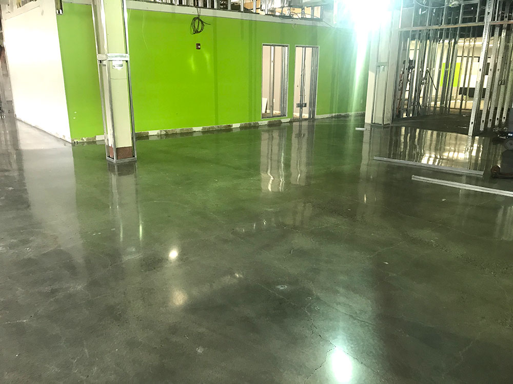 Consolideck | Polished Concrete Floors | Northeast Flooring Solutions